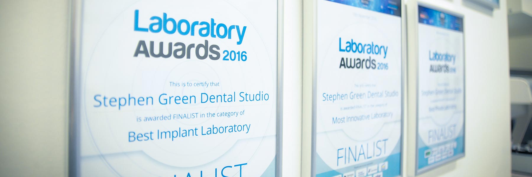 laboratory awards